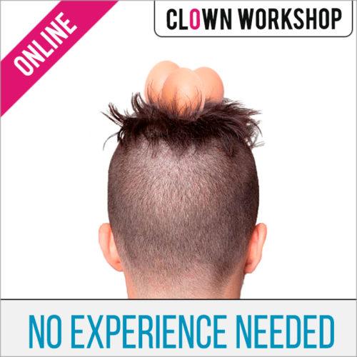 Online Initiation Clown Workshop