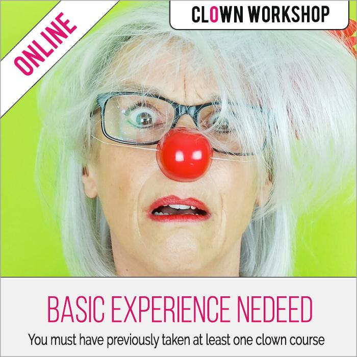 Online Clown Workshop