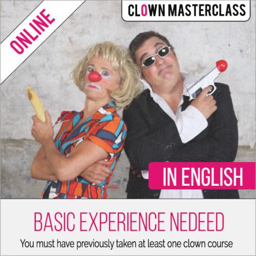 Online Clown Masterclass
